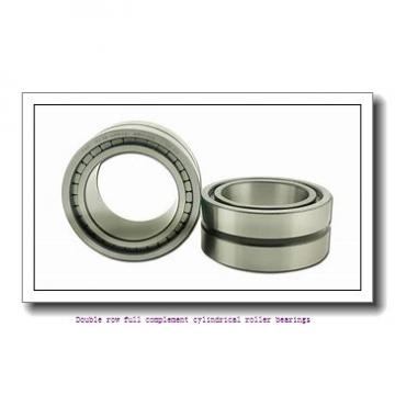 NNCL4830V Double row full complement cylindrical roller bearings