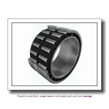 NNCF4938V Double row full complement cylindrical roller bearings