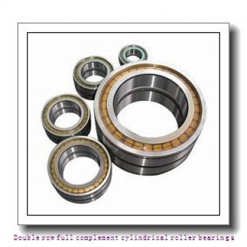NNCL4972V Double row full complement cylindrical roller bearings