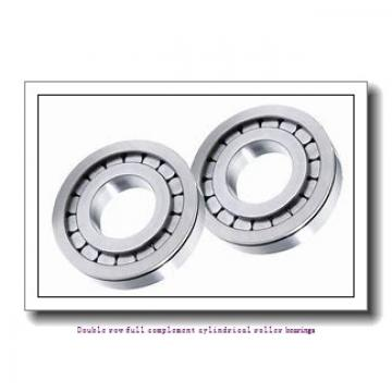 NNCF4840V Double row full complement cylindrical roller bearings