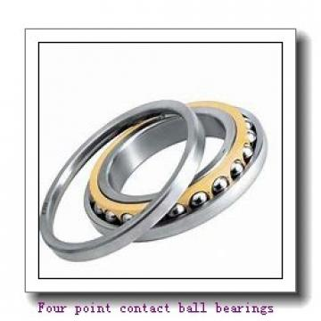 QJF230MB Four point contact ball bearings